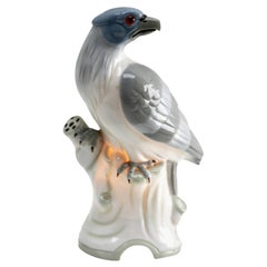 Eagle Perfume Lamp Air Purifier Carl Scheidig Gräfenthal, Germany, circa 1930s