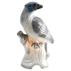 Eagle Perfume Lamp Air Purifier Carl Scheidig Gräfenthal, Germany, circa 1930s