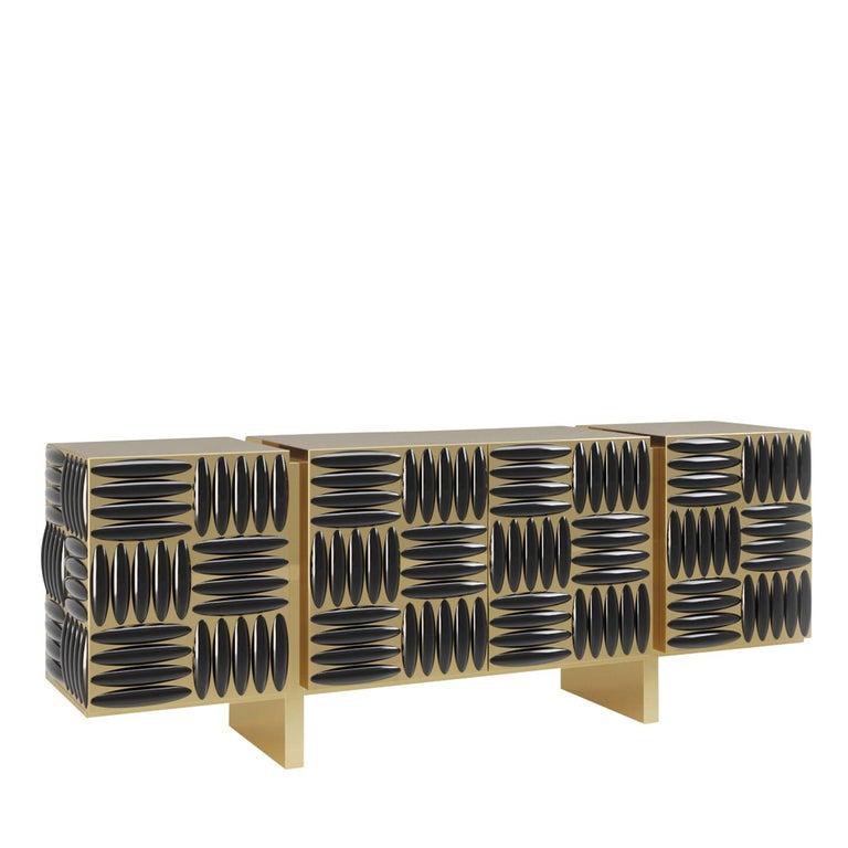Modern Eagle Sideboard by Giannella Ventura For Sale