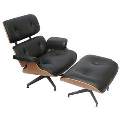 Eames 670/671 Lounge Chair and Ottoman