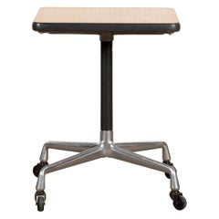 Eames Action Office Machine Table on Wheels with Contract Base for Herman Miller
