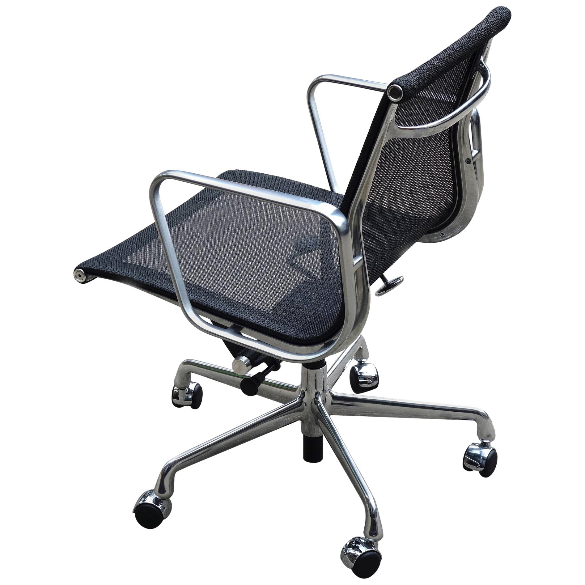 Eames Aluminum Group Management Chair For Herman Miller