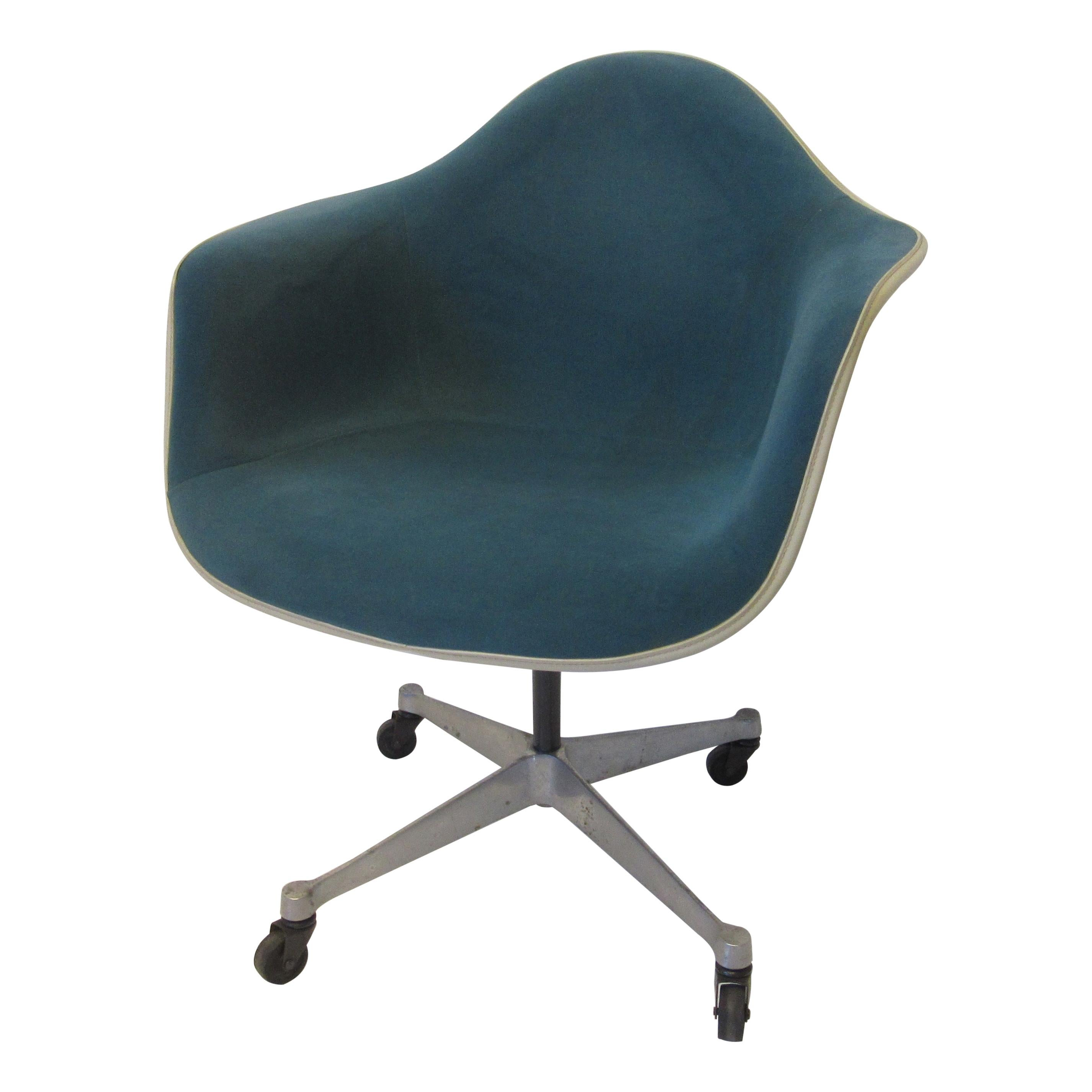 Eames Arm Shell Desk Chair by Herman Miller
