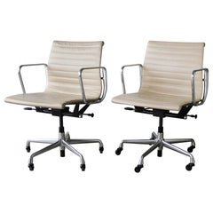 Eames Chairs for Herman Miller Aluminum Group Management Series, 12 Available