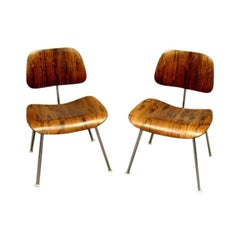 Eames DCM's ROSEWOOD
