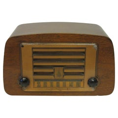 Eames Designed Emerson Radio by Evans Products