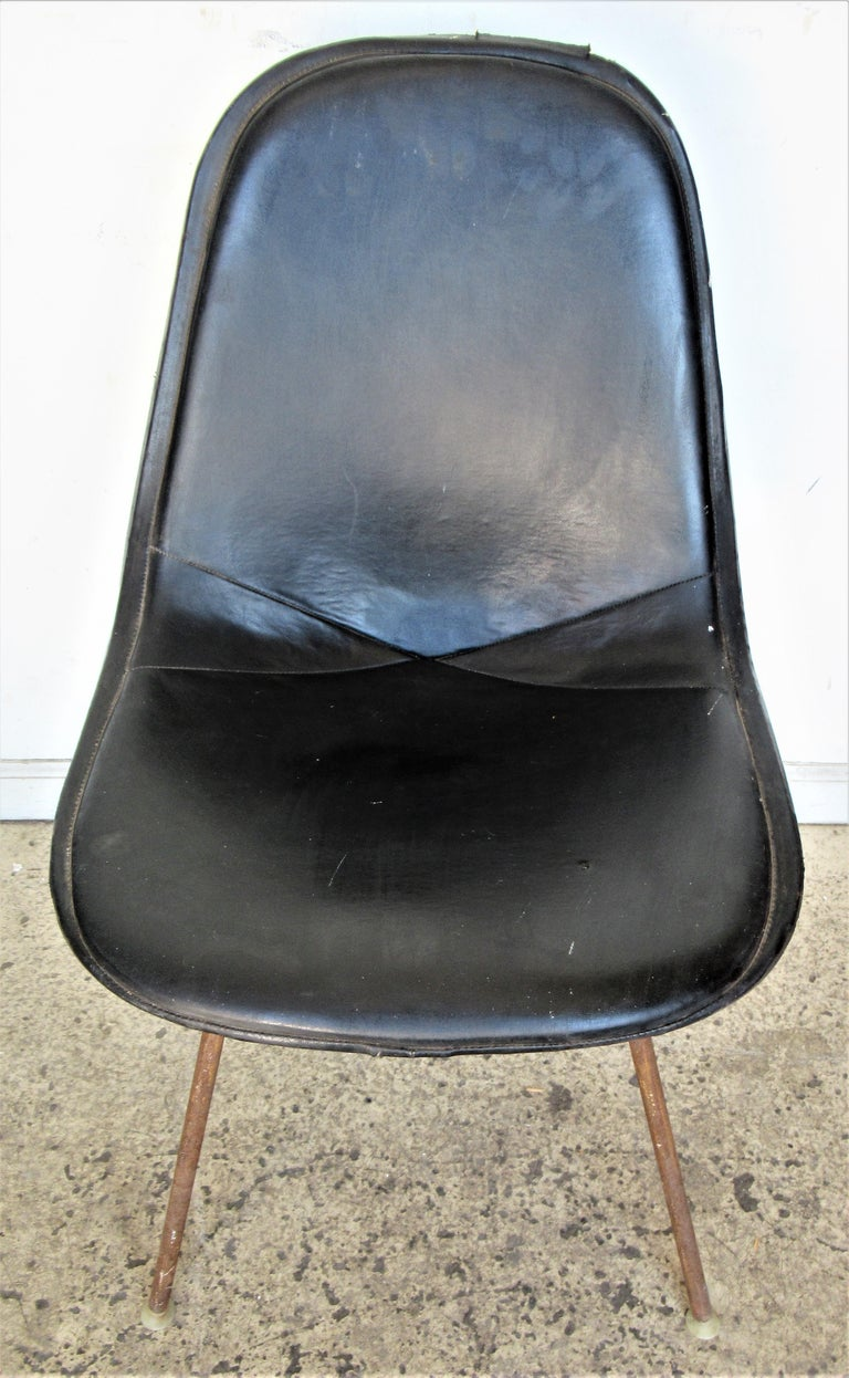 American Eames DKX 1 Chairs for Herman Miller For Sale