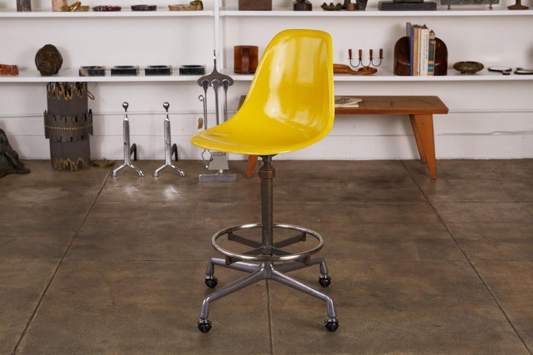 Eames Drafting Stools for Herman Miller For Sale 3