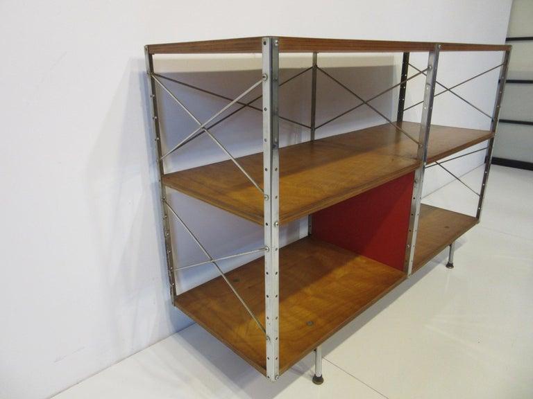Mid-Century Modern Eames ESU 200- C 'Eames Storage Unit' for Herman Miller For Sale