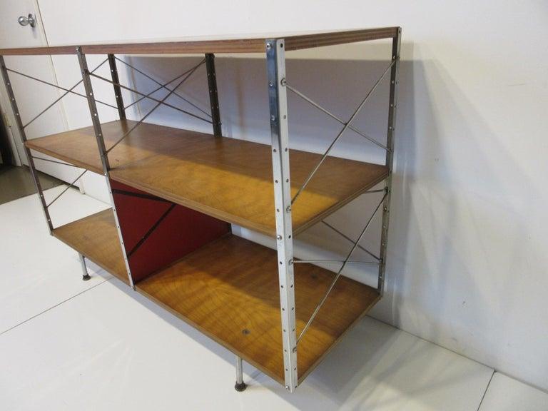 American Eames ESU 200- C 'Eames Storage Unit' for Herman Miller For Sale