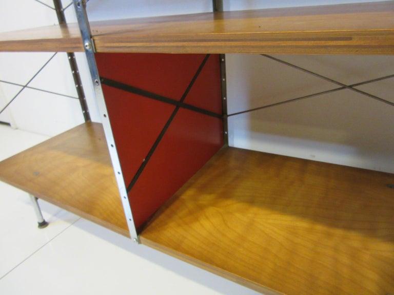 Wood Eames ESU 200- C 'Eames Storage Unit' for Herman Miller For Sale