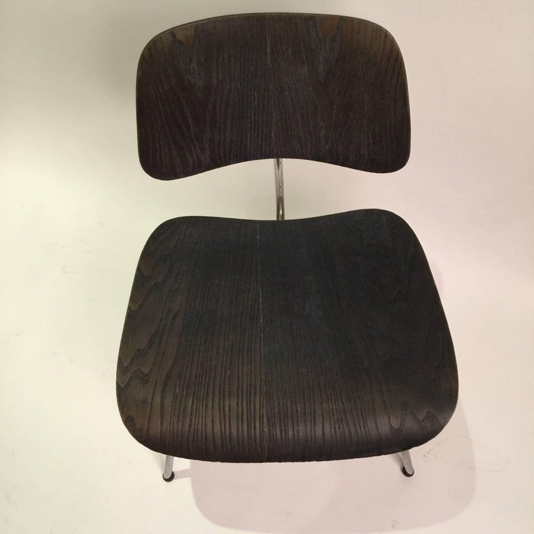 American Eames for Evans DCM Chair For Sale