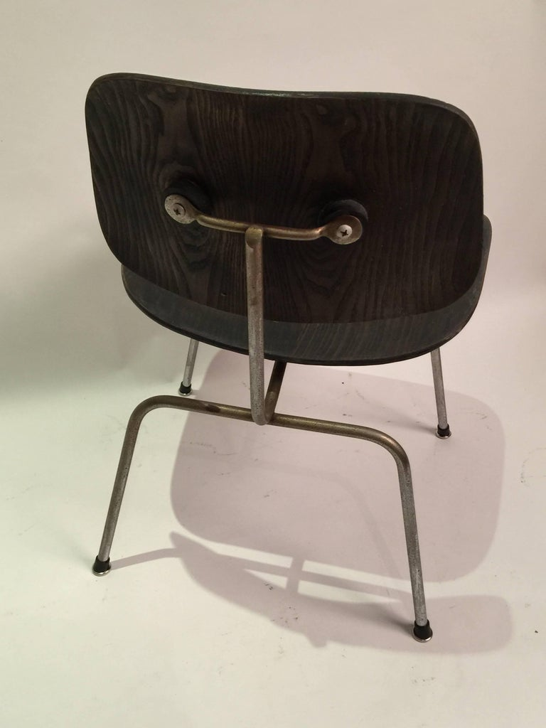 Eames for Evans DCM Chair In Good Condition For Sale In Brooklyn, NY