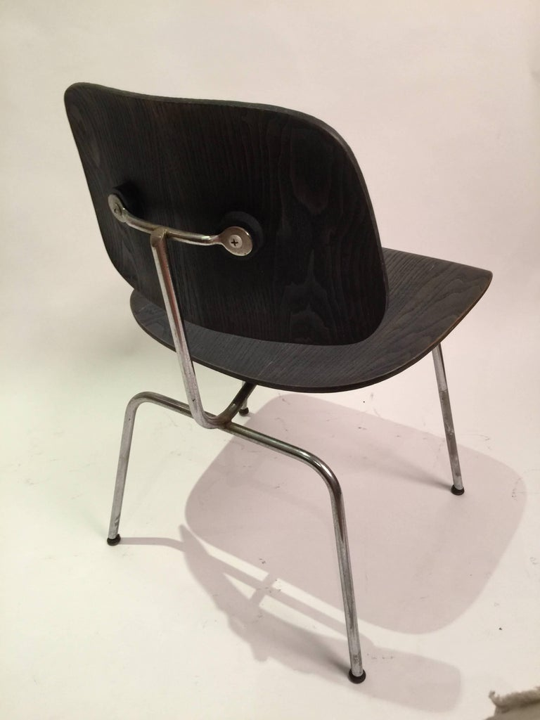 20th Century Eames for Evans DCM Chair For Sale