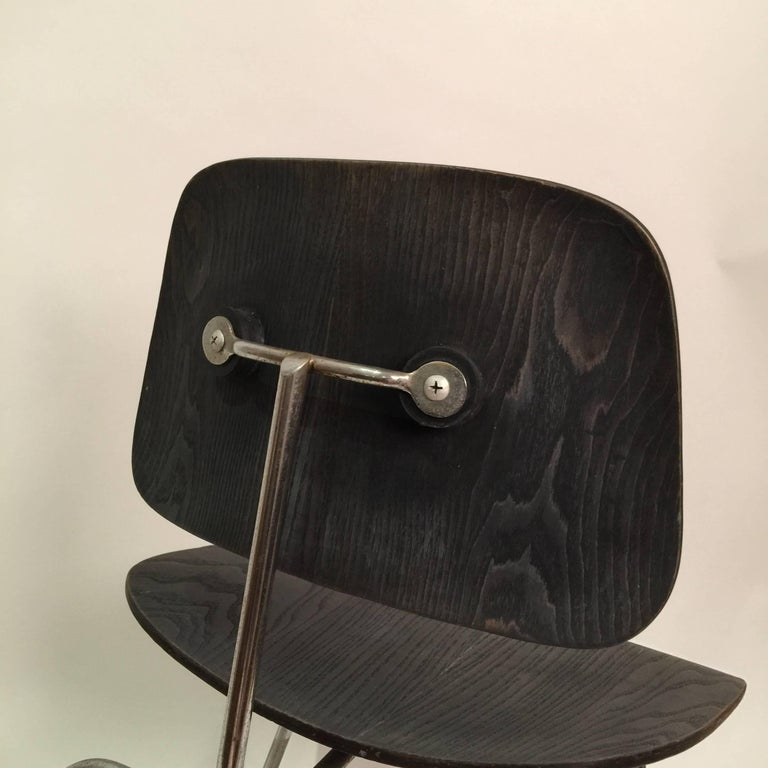 Eames for Evans DCM Chair For Sale 1