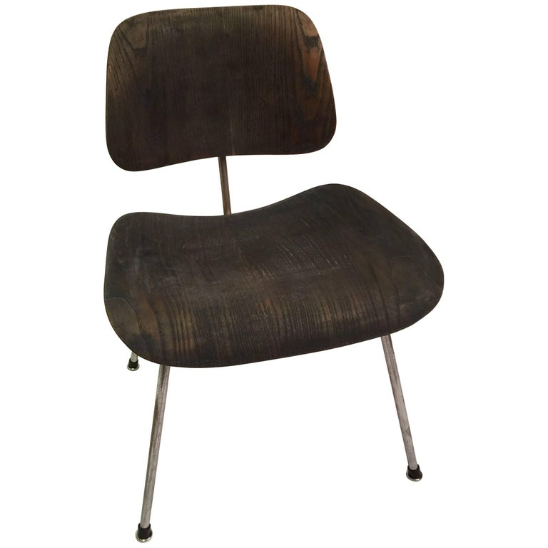 Eames for Evans DCM Chair For Sale