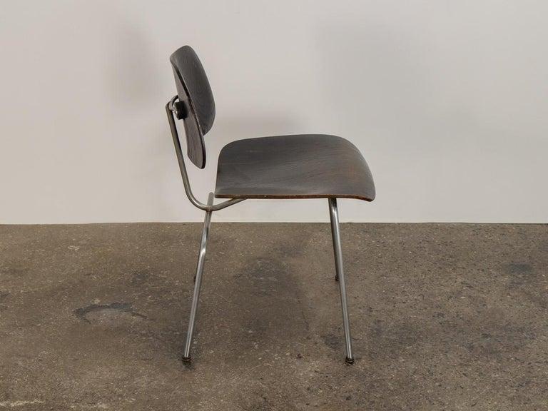 American Eames for Evans Ebonized DCM For Sale
