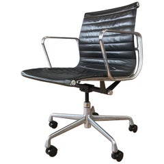 Eames for Herman Miller 50th Anniversary Aluminum Group Management Chair (B)