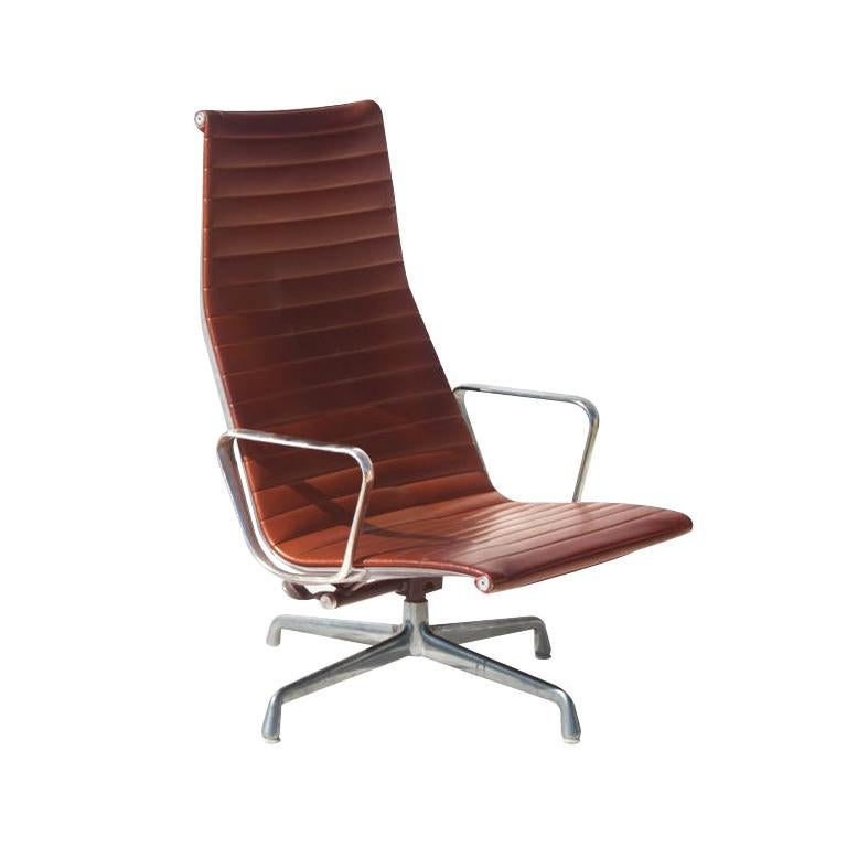 Eames For Herman Miller Aluminum Group Lounge Chair For Sale At 1stdibs