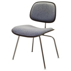 Eames for Herman Miller EC-127 DCM Padded Chair, circa 1970-1988