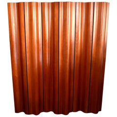 Eames for Herman Miller Molded Plywood Folding Screen