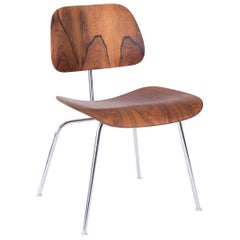 Eames for Herman Miller Rosewood 1960s DCM Chair