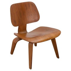 Eames for Herman Miller Walnut LCW
