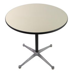Eames Herman Miller Aluminum Group Cafe Dining Table