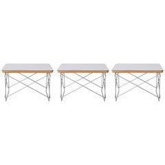 Eames Herman Miller LTR Side Tables