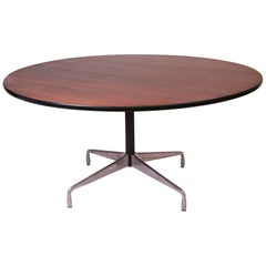 Eames Herman Miller Rosewood Dining Table