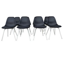 Eames Herman Miller Shell Chairs Multiple
