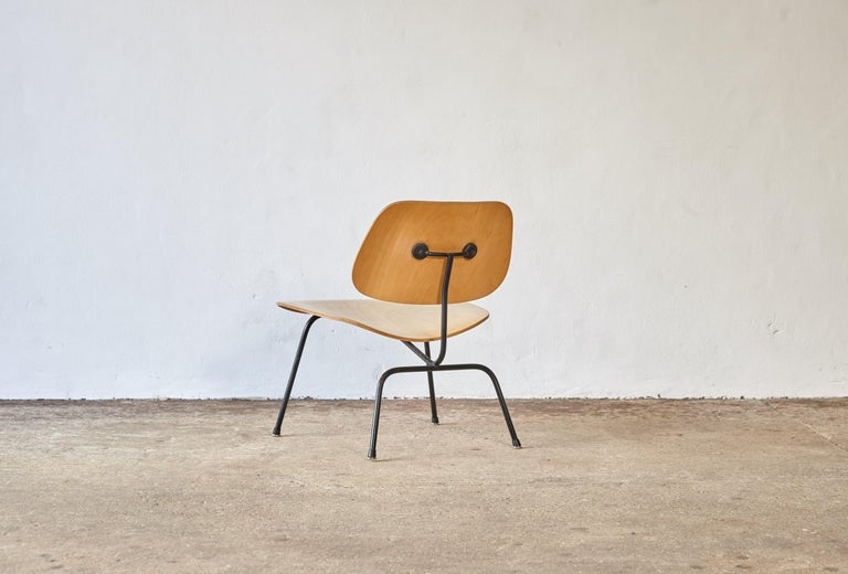North American Eames LCM Lounge Chair, Herman Miller, USA, 1950s For Sale