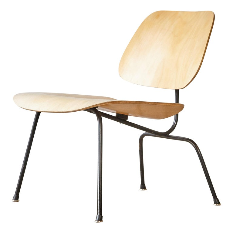 Eames LCM Lounge Chair, Herman Miller, USA, 1950s For Sale