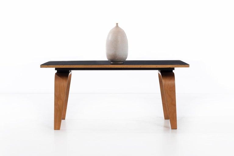 Veneer Eames OTW Coffee Table For Sale