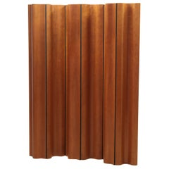 Eames Plywood Folding Room Divider for Herman Miller