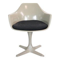 Eames Saarinen Style Tulip Chair by Burke