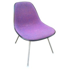 Eames Side Shell with Original Girard Fabric