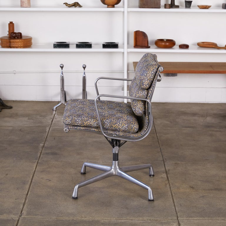 Eames Soft Pad Management Chairs for Herman Miller 3