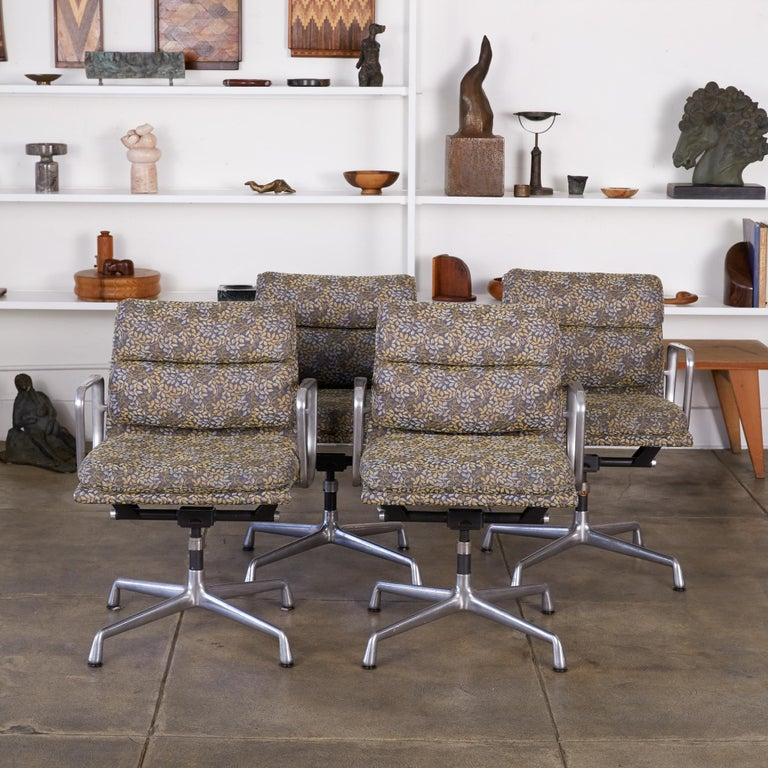 American Eames Soft Pad Management Chairs for Herman Miller