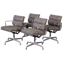 Eames Soft Pad Management Chairs for Herman Miller