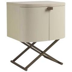 Earl Grey Side Cabinet