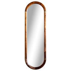Earl Hand Crafted Solid Walnut Mirror