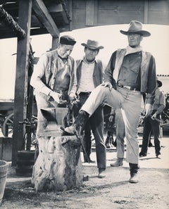"John Wayne ""The Duke"" Fine Art Print"