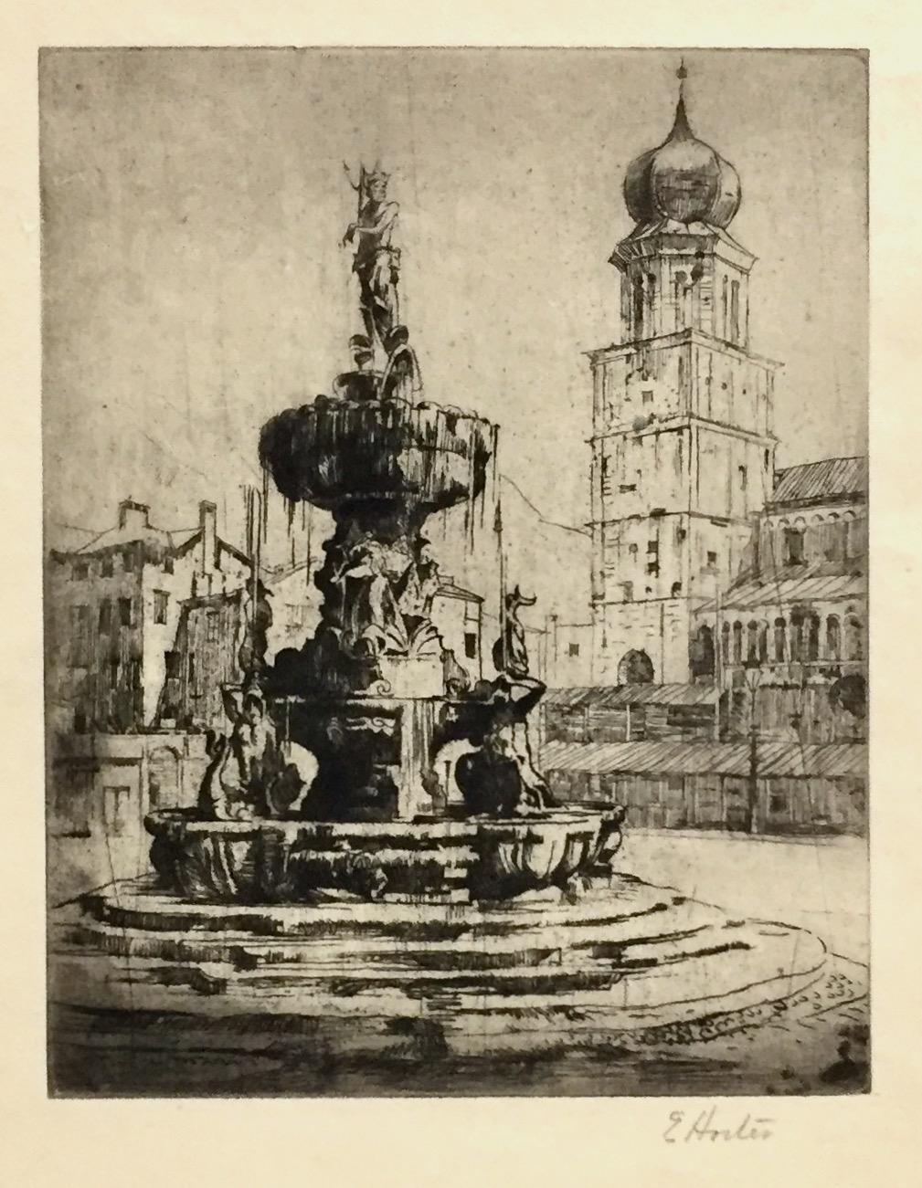 (European Fountain)