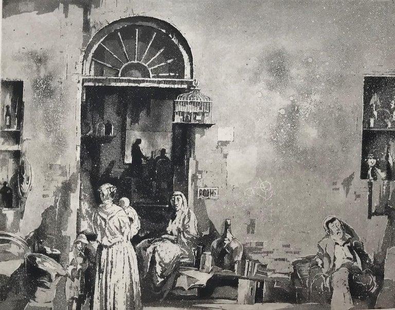 Junk Shop (Philadelphia) - Print by Earl Horter