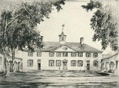 Mount Vernon - Rear.