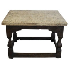 Early 18th Century English Centre Table