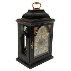 Early 18th Century Francis Gregg English Bracket Clock