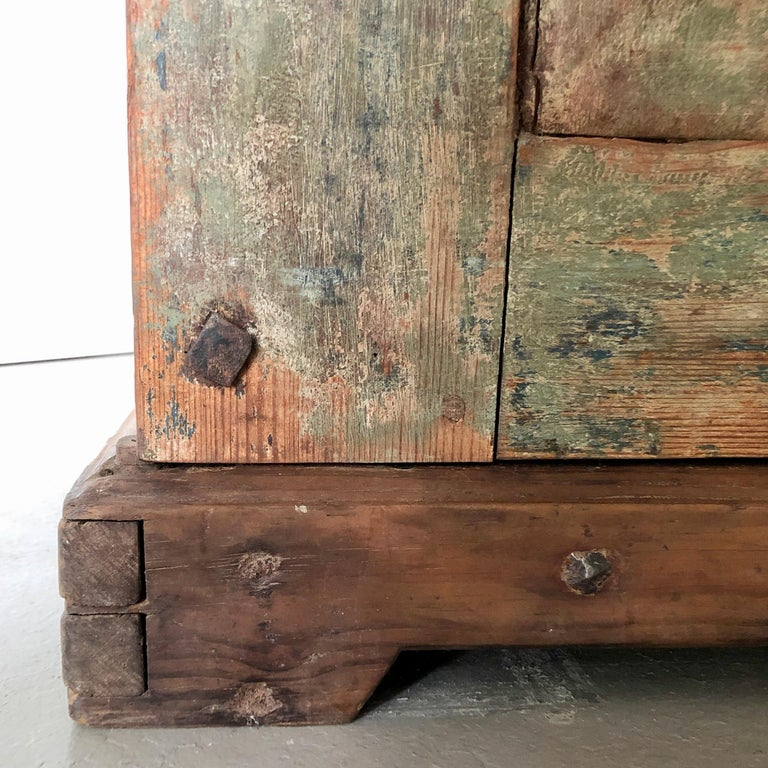 Early 18th Century French Monastery Writing Desk For Sale 7
