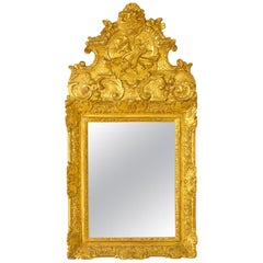 Giltwood Mantel Mirrors and Fireplace Mirrors
